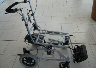 Sitzschalenuntergestell